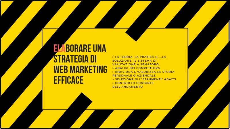 Elaborare una strategia di web marketing - Federico Conte
