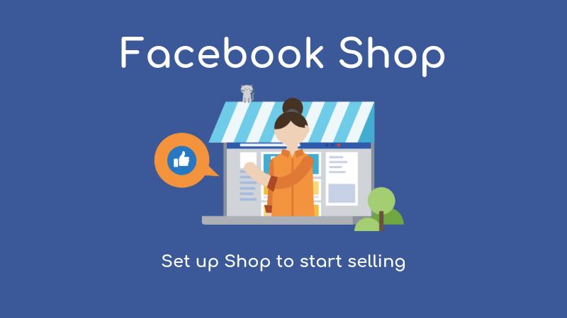 Facebook Shop la nuova era delle vendite su Facebook attraverso i prodotti vetrina