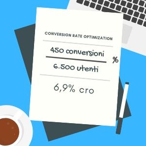 Come calcolare la conversione rate optimization