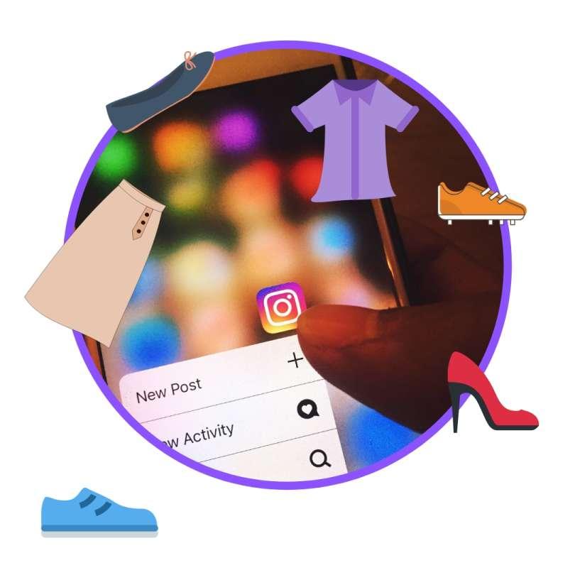 Instagram Shopping, arriva il Checkout per acquistare direttamente sul social network