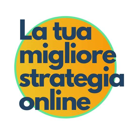 la tua migliore strategia online conte federico digital strategist